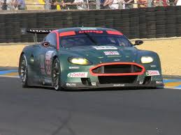 aston martin racing green metallic green with red orange highlights provides conspicuity