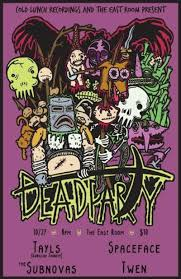 dead party a pre halloween celebration in nashville at the