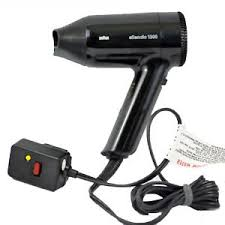 Hair Dryer Braun braun 4583 silencio 1200 hair dryer blower 1100w 120v ac 60hz ebay