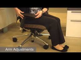 Teknion Chairs Teknion Seating User Video Contessa Youtube