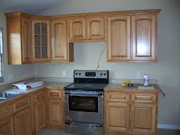Furniture For The Kitchen Decorate Kitchen Units With Doors New Model Design White Wall