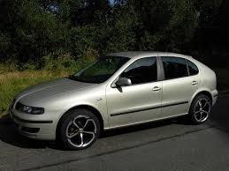 2003 seat leon 1 4 85 cui gasoline 55 kw