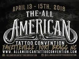all american tattoo convention fayetteville nc apr 13 2018
