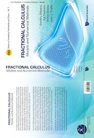 fractional calculus models and numerical methods