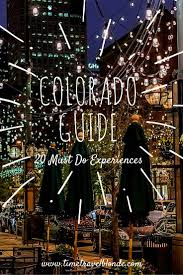 Colorado gifts for people who travel images Best 25 colorado trip ideas colorado vacations jpg