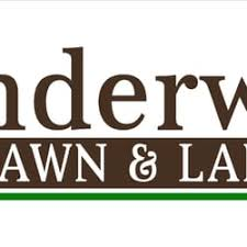 Awn Logo Underwood Lawn And Landscape Landscaping 4413 Stratfordshire