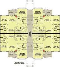 8 unit plan based on one of our most popular layouts for smaller
