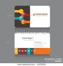 Business Card Design For It Professional Business Card Stock Images Royalty Free Images U0026 Vectors