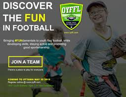 How To Start A Youth Flag Football League Ottawa Youth Flag Football League Oyffl