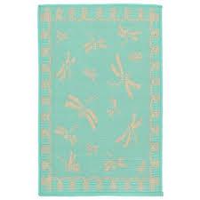 Dragonfly Indoor Outdoor Rug Buy Decorative Outdoor Rugs From Bed Bath U0026 Beyond