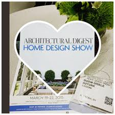architectural digest home design show gizem ozturk