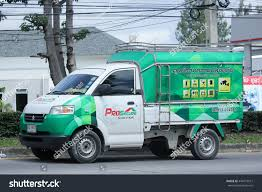 suzuki carry truck chiangmai thailand june 27 2016 suzuki stock photo 444775912