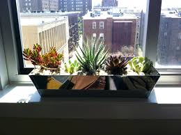 indoor windowsill planter window sill planter delta self watering windowsill planter medium
