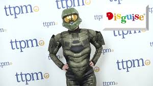 Kids Halo Halloween Costumes Halo Master Chief Costume Disguise