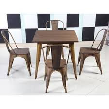 Copper Kitchen  Dining Tables Youll Love Wayfair - Copper kitchen table