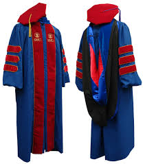 doctoral graduation gown smu regalia smu