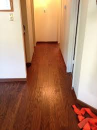 Laminate Flooring In Manchester Hallway Study U0026 Office U2013 Wood Pro Inc