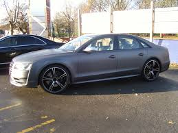 audi s8 matte black matte grey 3m wrap on audi s8 wrapvehicles co uk