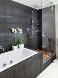 tiled bathroom ideas perfect modern wall tile designs with led
