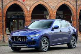 maserati levante red maserati levante suv review carbuyer
