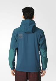 adidas hoodie blue and yellow adidas performance climalite