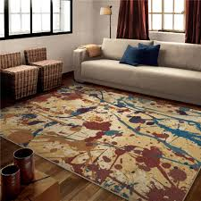 Blue Area Rugs 5x8 by Orian Rugs Area Rugs Series Collection Mardi Gras Goingrugs