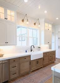 images of white kitchen cabinets with light wood floors 75 beautiful kitchen with light wood cabinets and quartz