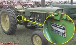 tractordata com john deere 2020 tractor information