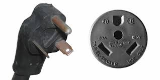 the 30 amp 120 volt 2 pole 3 wir