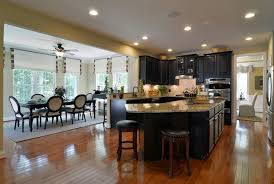 model home interiors elkridge courtland gate kitchens modern country modern and
