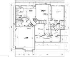 house floor plans with measurements