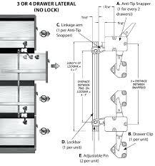 hon file cabinet lock repair file cabinet locking bar mechanism fanti blog