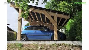chalet a monter soi meme construction abri voiture youtube