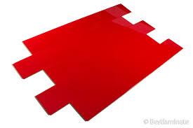 Kronopol Laminate Flooring South Africa Elesgo Super Gloss Red Laminate Flooring 772314 Sample Ebay