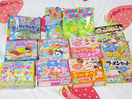 where to buy japanese candy kits japanese diy candy kits by kracie and meiji the and