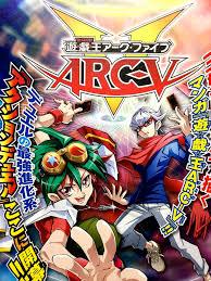 yu gi oh arc v manga yu gi oh arc v wiki fandom powered by