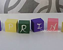 Mini Wooden Easter Decorations by Passover Decoration Etsy
