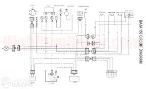 awesome 110cc chinese atv wiring diagram gallery images for on