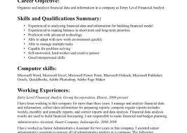 glamorous general resume objective examples tags general resume
