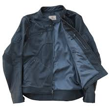 blue motorcycle jacket this small motorcycle jacket company is busting into the