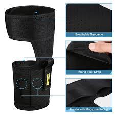 yosoo ankle holster adjustable neoprene elastic wrap concealed
