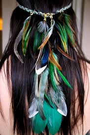 feather headbands 21 ways to wear feathers styles weekly