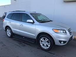 2012 hyundai santa fe limited for sale hyundai santa fe limited in dakota for sale used cars on
