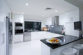 kitchen ideas with white cabinets and stainless steel appliances 40 kitchen ideas that glisten the handy