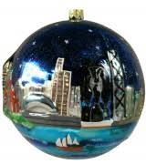 chicago themed ornaments of chicago landmarks