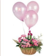 send this beautifull greeting balloons send flowers and balloons to india flowers and balloons delivery to