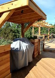 Cantilevered Deck by Churchville Contracting Gallery