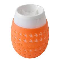 goverre portable stemless wine glass orange wine enthusiast