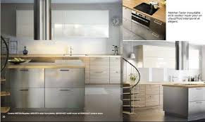 facades cuisine cuisine metod facades grevsta acier inoxydable brokhult