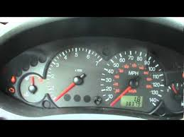 2003 ford focus instrument cluster lights ford focus dashboard lights not working ford release